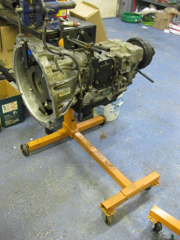 Mitsubishi 4D34-2AT3B diesel swap into 96 FZJ80 | Page 3 | IH8MUD Forum