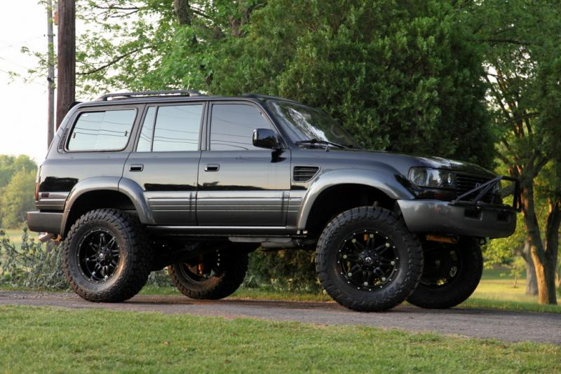 For Sale - For Sale: 97 LX450, lifted, locked, and loaded ...