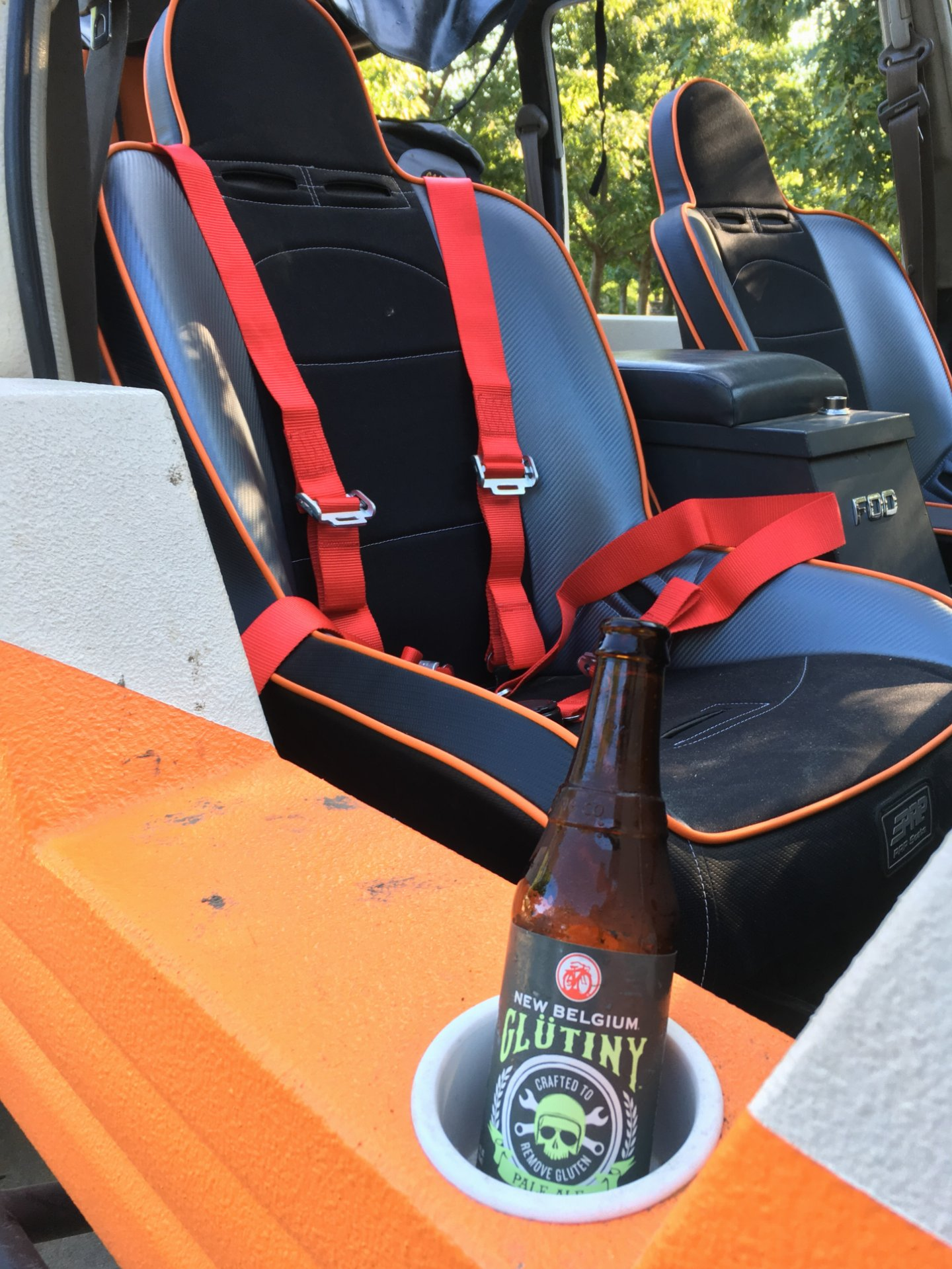 Anyone have Mastercraft seats in their cruiser? Specifically