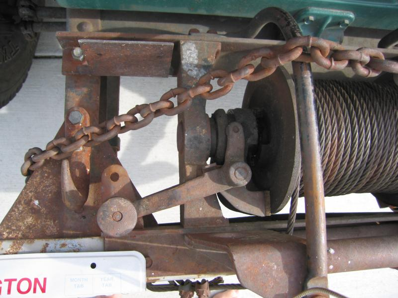 Pto Winch How To Use Ih8mud Forum