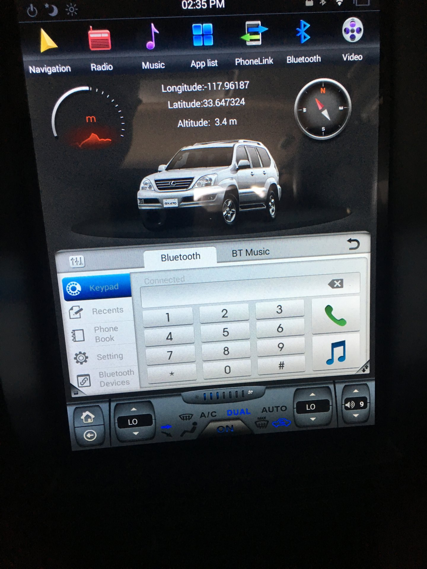 Android Car Stereo Recovery Mode