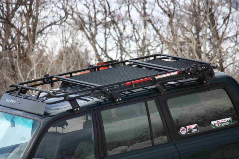 Gobi Roof Rack 1st For An 80 Series Page 3 Ih8mud Forum
