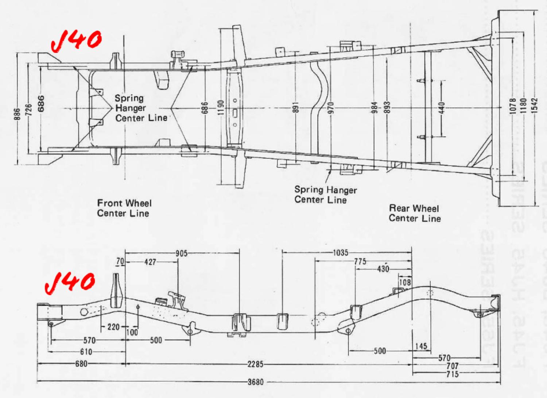 1965 Wiring Diagram Fj40 Ih8mud Forum Data Schema Harness Frame Example Electrical U2022 Rh 162 212 157 63 1974