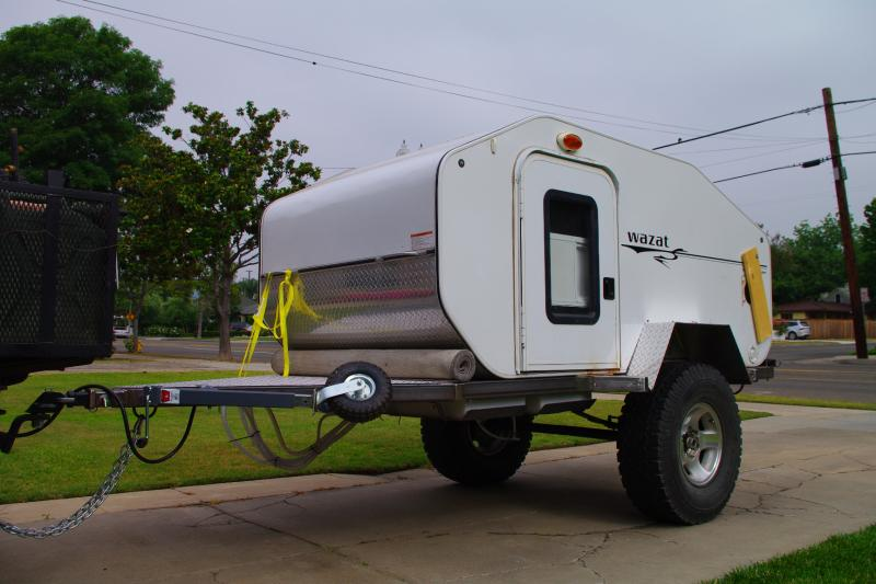 Water Tank Trailer >> A few pics of my offroad teardrop | IH8MUD Forum