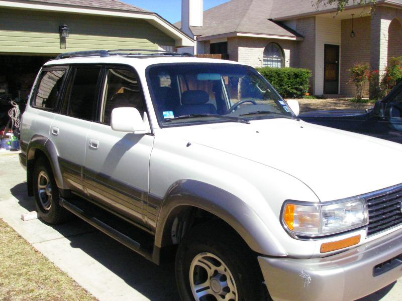 craigslist - 1996 Lexus LX450 - factory lockers | IH8MUD Forum