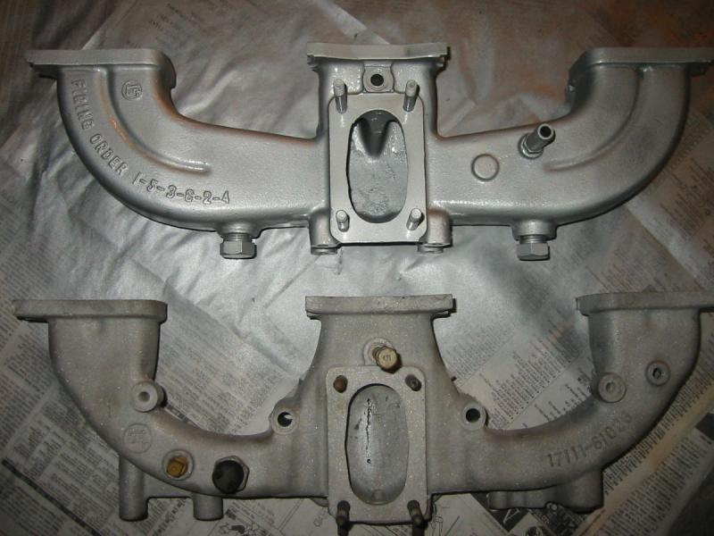 Is there a best 2F intake manifold to use with headers ...