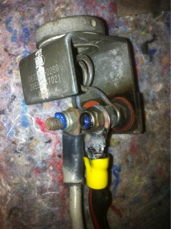 2h Glow Plug Wilson Switch