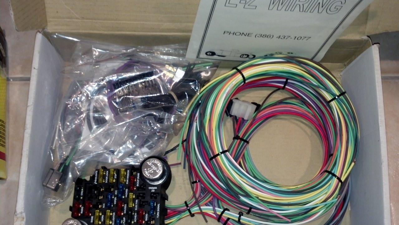 Ez Wiring Harness To Fan Trusted Schematics Diagram 304 For Sale 150 Shipped Never Taken Out Of Box Diagrams