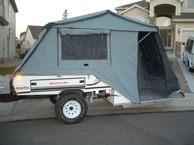 2002 Kamparoo Weekender Off Road Trans Continental Camper