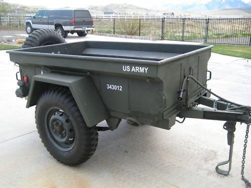 Jeeps On Ebay My Military M416 Trailer Build   IH8MUD Forum
