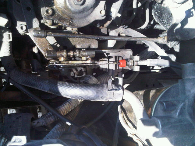 HELP! A442f throttle adjustments | IH8MUD Forum