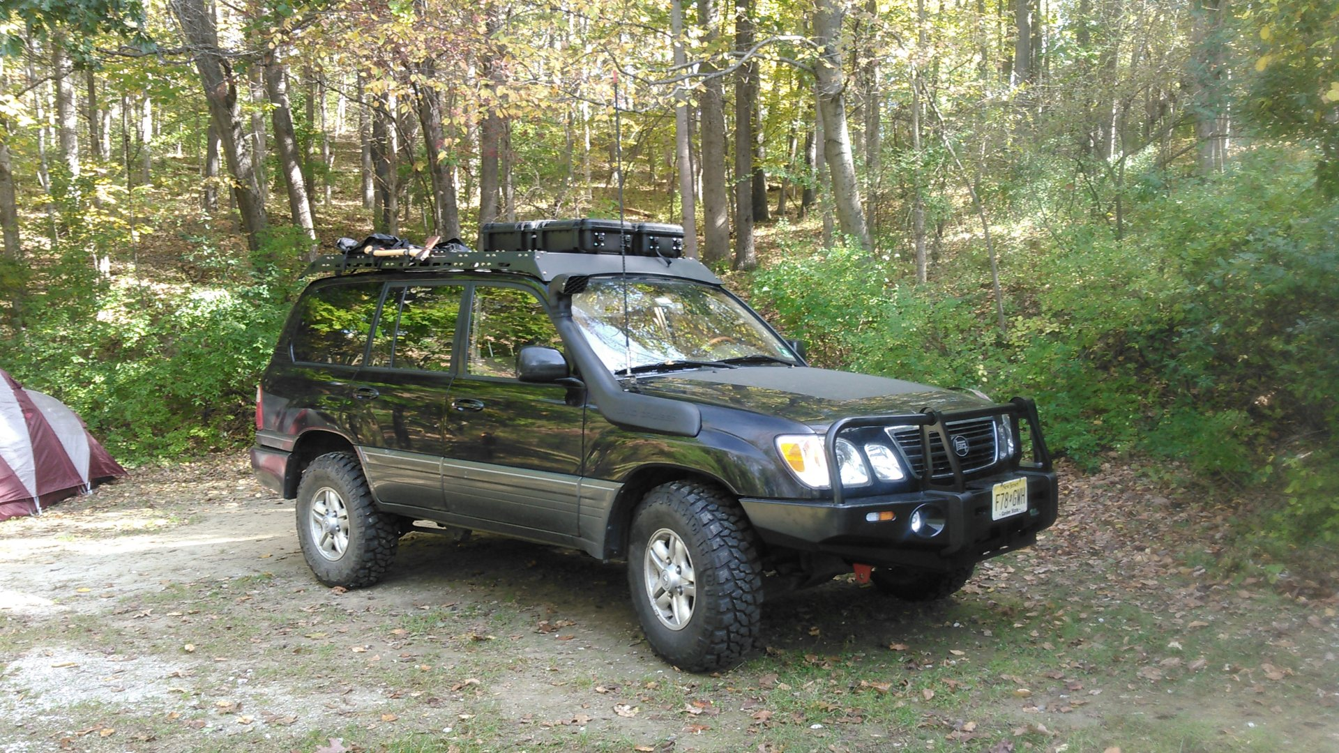 Dissent Offroad Modular Aluminum Roof Rack Page 5