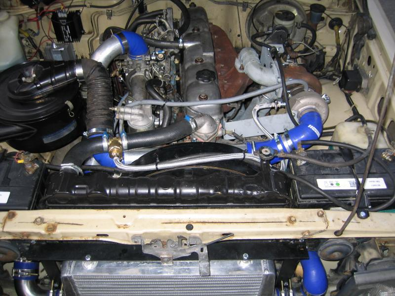 Ct26 Turbo For A 2h Hj60 Newbie Need Help Ih8mud Forum