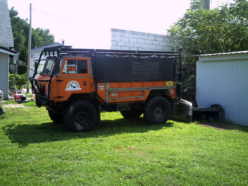 Land Rover Grand Rapids >> For Sale - 1975 Landrover Forward Control $9000 | IH8MUD Forum