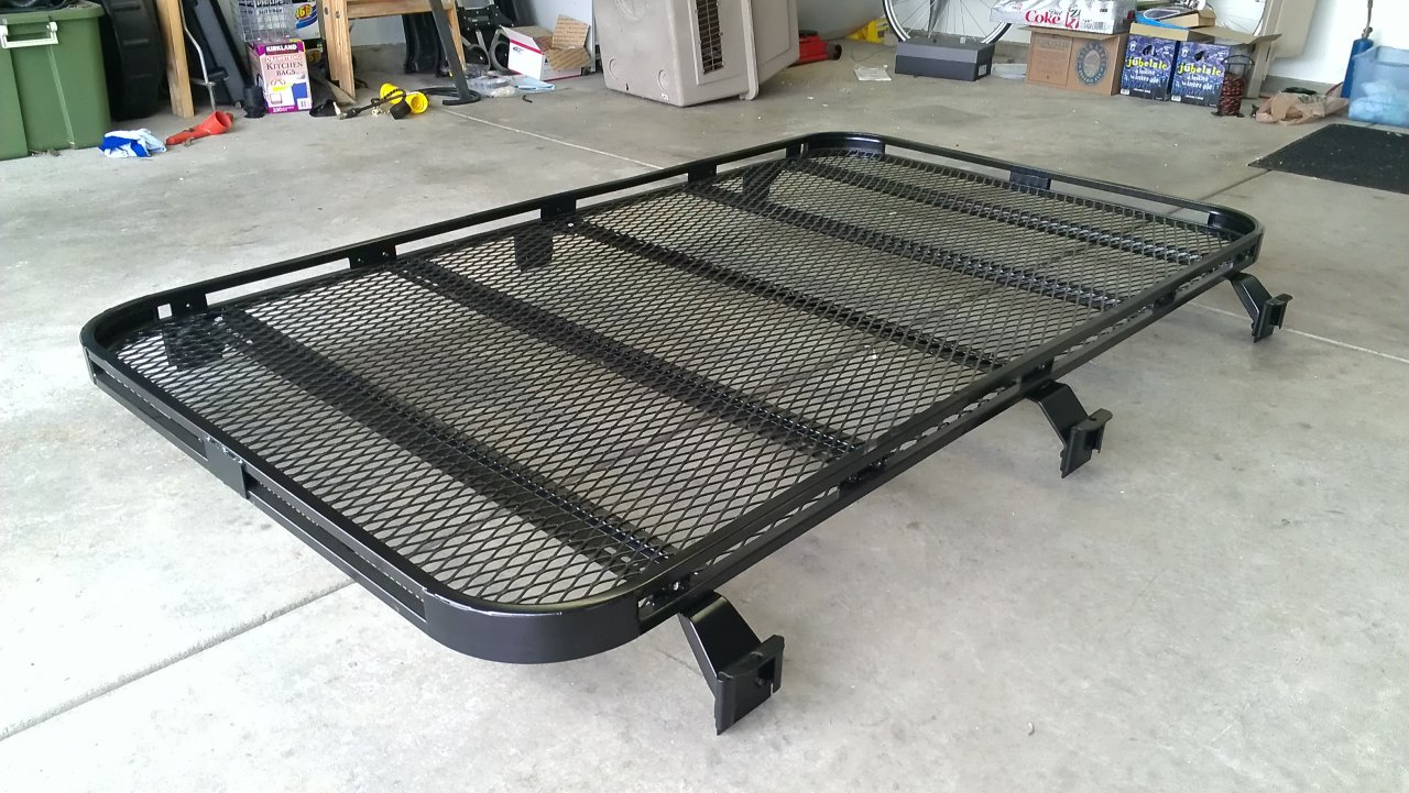 LC Roof Rack