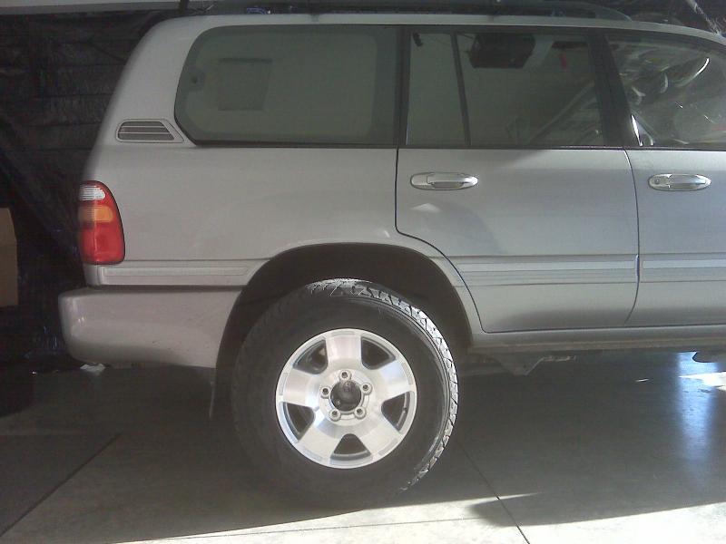 "Lexus Is 200 >> 18"" normal Tundra wheel or TRD wheel on LX470?   IH8MUD Forum"