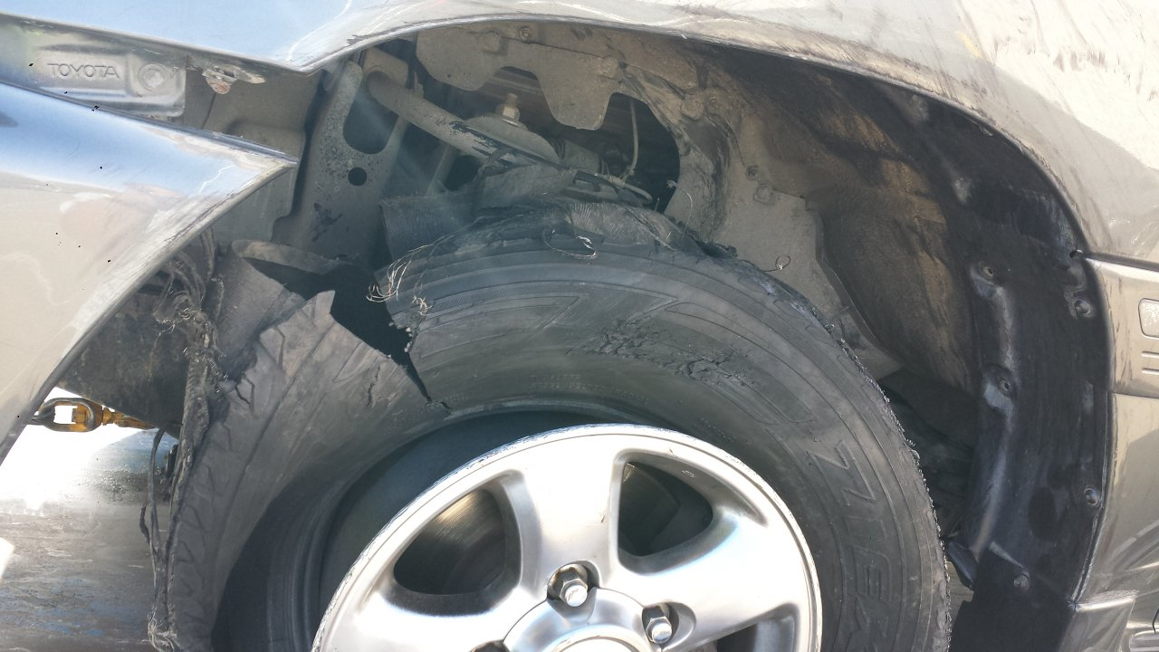 Tire Ratings Guide >> 2001 LC100 shakes and Steering wobbles on hwy, resulting ...