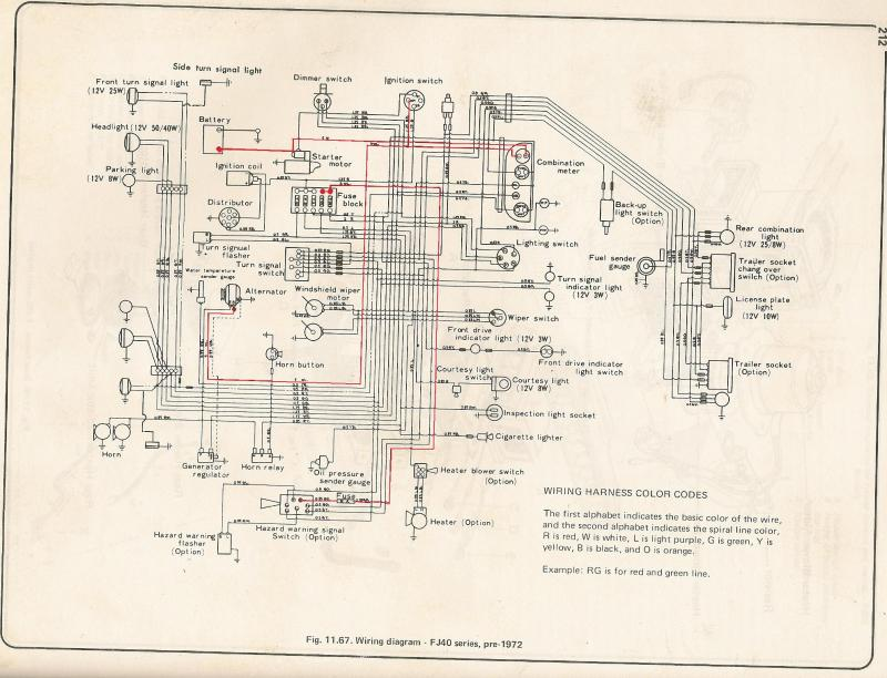 wiring diagram for 1966 ?? ih8mud forum FJ40 Wiring Harness at mifinder.co