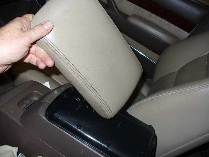 Leather door and console 001.JPG