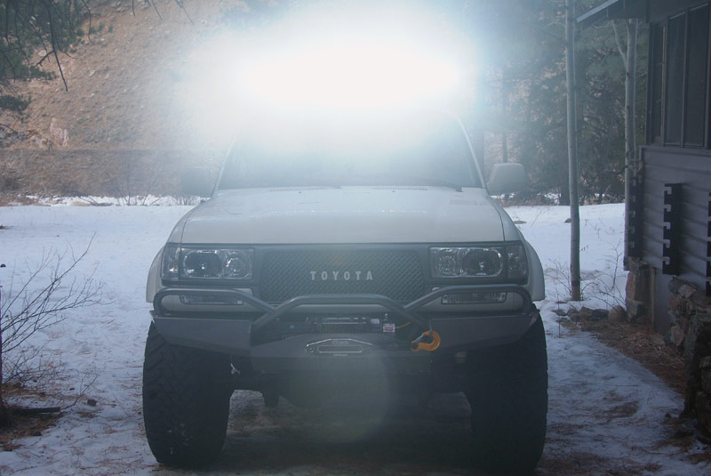 Rigid industries e series led light bar ih8mud forum led1g mozeypictures Images