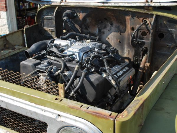 For Sale - 1964 fj40 landcruiser/lexus 1uz-fe project | IH8MUD Forum