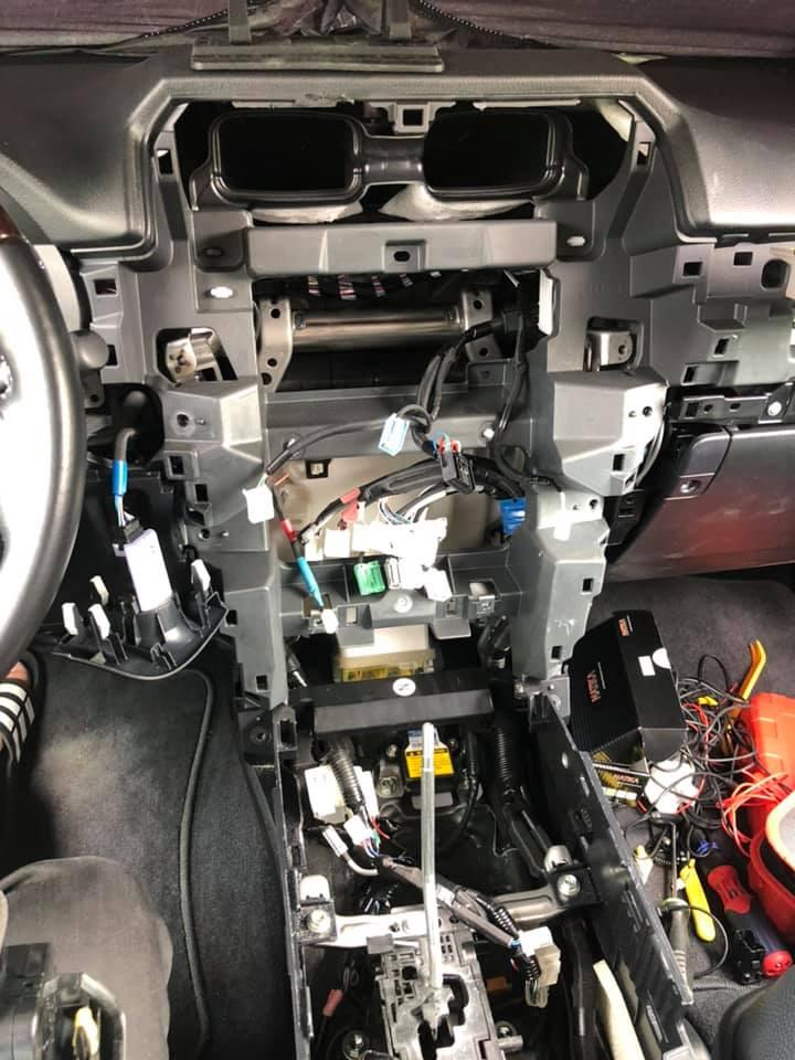 lexus gx 460 dash opened.jpg