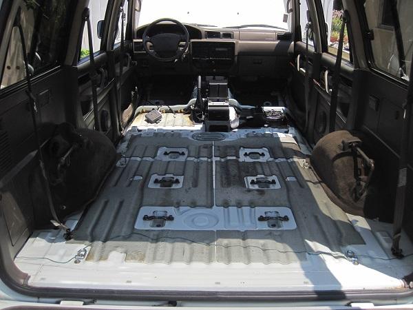 Lexus stripped interior.jpg