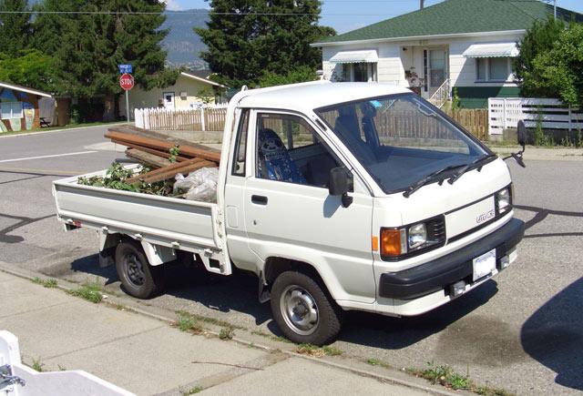 1990 toyota liteace 39 justlow 39 3 4 ton truck for sale cdn 7500 ih8mud forum. Black Bedroom Furniture Sets. Home Design Ideas