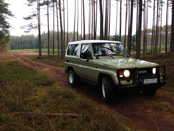 For Sale - 1988 Toyota Land Cruiser LJ73 LX - saw on ...