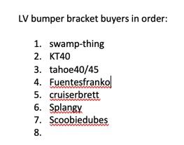 LV bumper bracket list in order.jpg