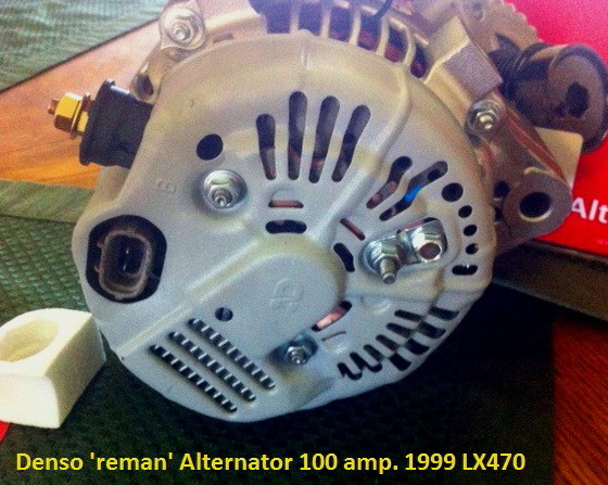 Alternator - Napa or Oreilly | IH8MUD Forum