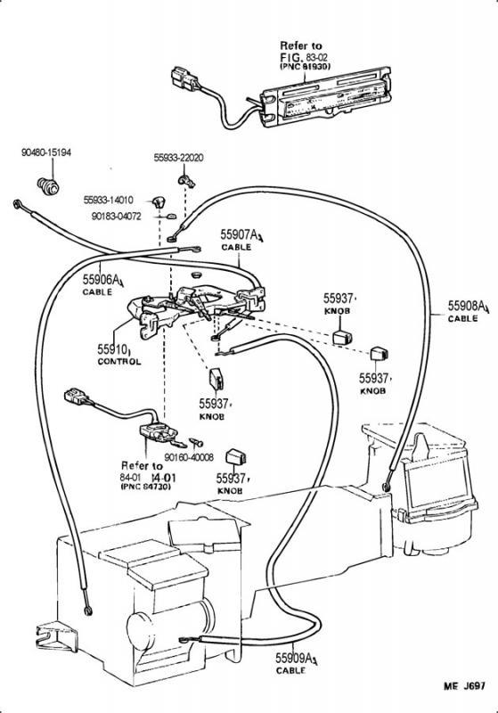 FJ62 Heater Control Cable   IH8MUD Forum