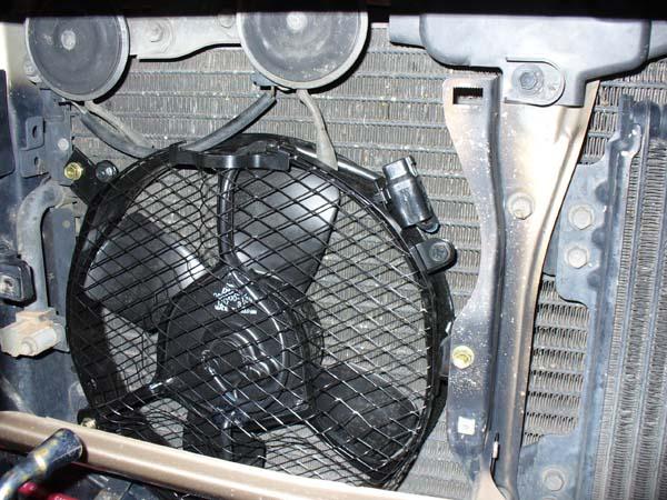Jdm Aux Fan Install