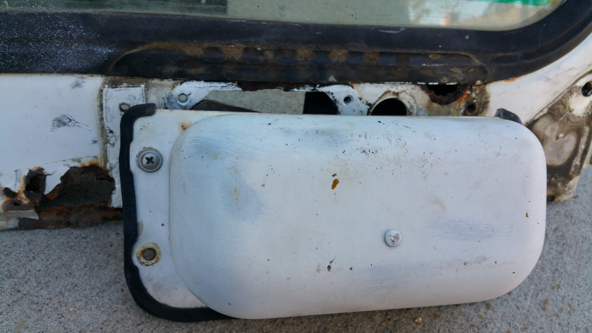 How to remove entire windshield wiper motor and arms | IH8MUD Forum