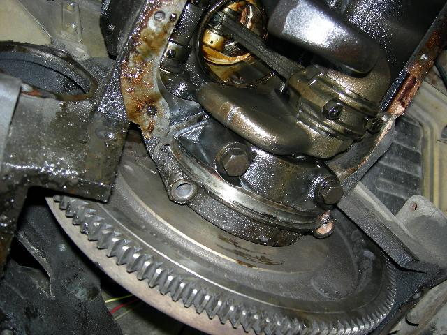 Rear main seal removal | IH8MUD Forum