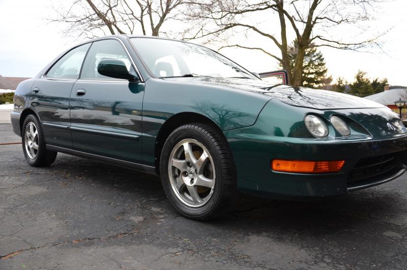 For Sale - 1999 Acura Integra GSR 4 door sedan (PA) | IH8MUD Forum