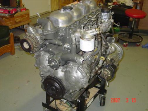 3B diesel engine for sale- complete | IH8MUD Forum