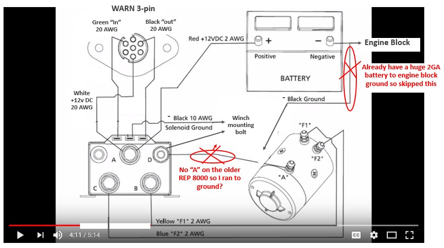 2 post winch motor wiring diagram arrr some winch help ih8mud forum  arrr some winch help ih8mud forum