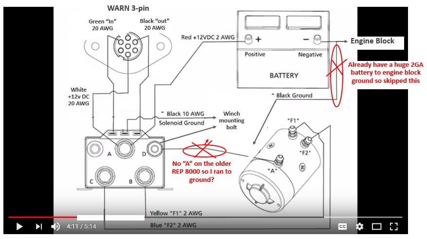 Arrr... some winch help | IH8MUD Forum on