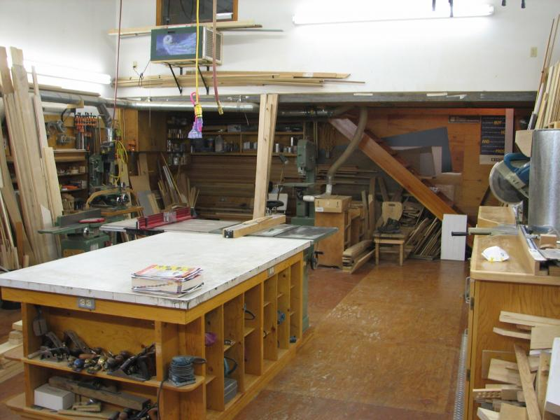 Flooring for wood shop ih8mud forum for Wood flooring online shopping