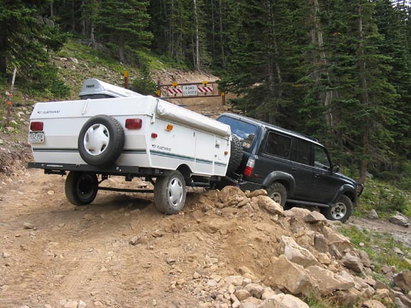 Innovative Off Road Pop Up Camper Offroad Camper Trailer By