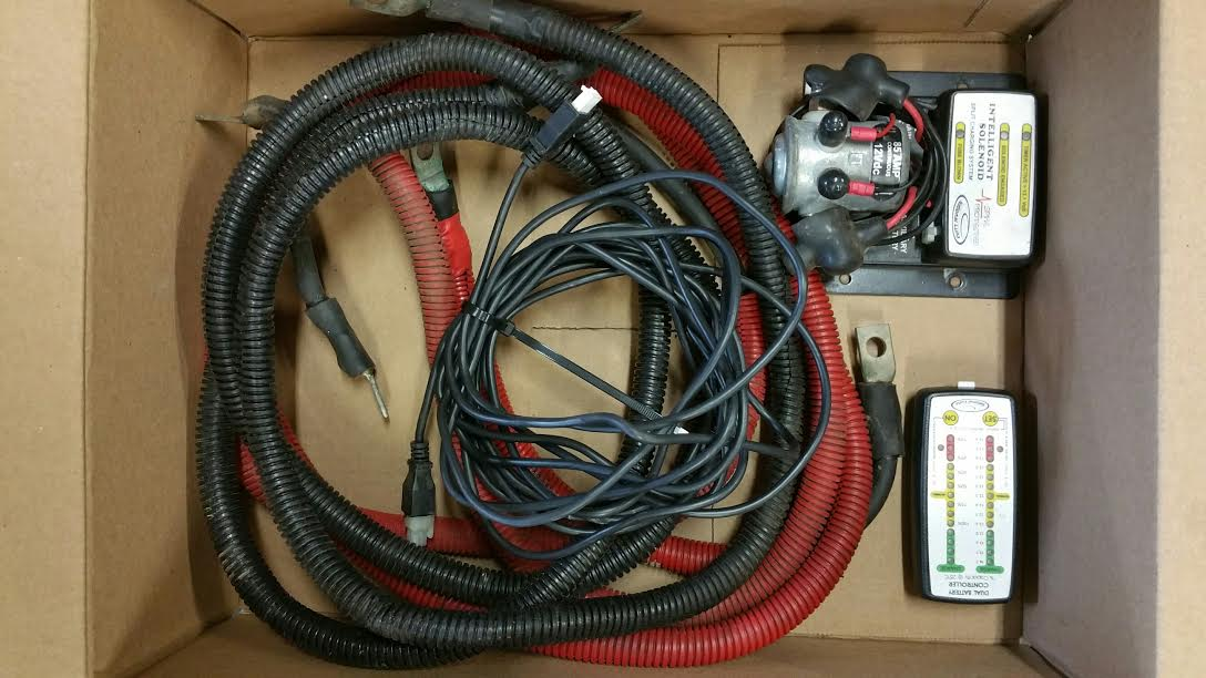 for sale dual battery system 100 series second battery tray rh forum ih8mud com