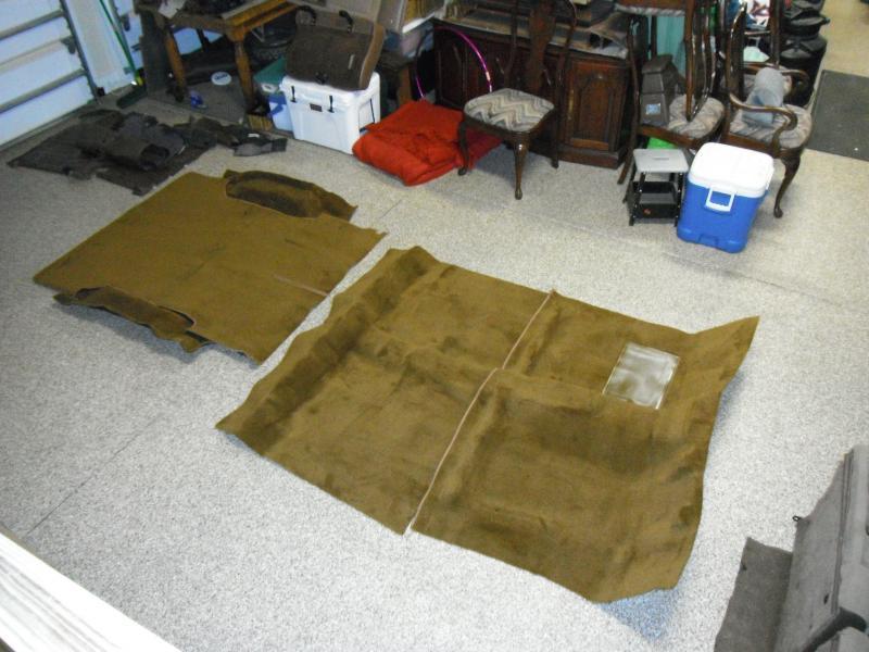 Replacement Carpet Kits Ih8mud Forum