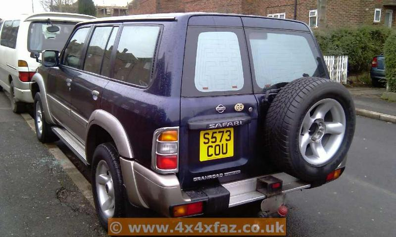 Nissan Patrol Td42t For Uk Export Import Usa Canada Jdm Jpg