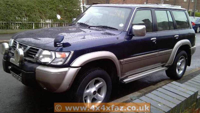 Dealer Nissan Patrol Safari 4 2 Td For Sale In England