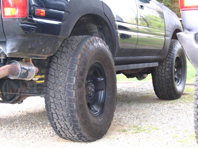 Bridgestone Near Me >> Mounting toyo MT 315/75/16 on 16x8 wheels   IH8MUD Forum