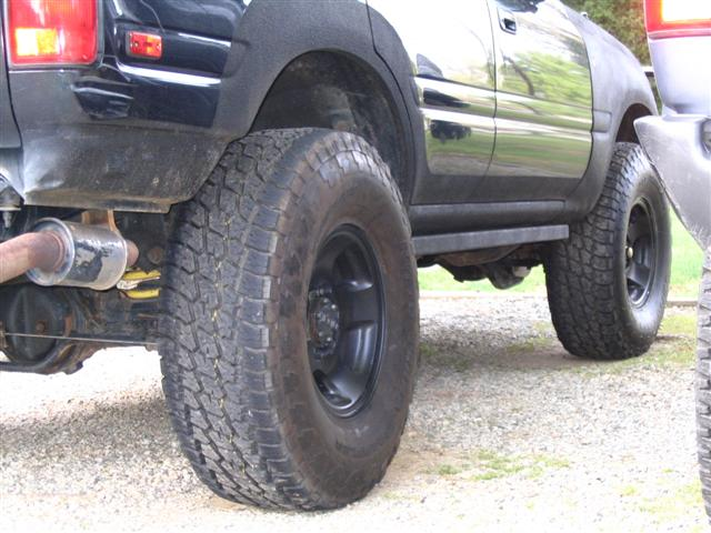Nitto Terra Grapplers 295 75r16 With Ome 2 5 Quot Pics