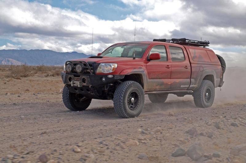 For Sale Exceptional 2008 Overland Tacoma Prepared By