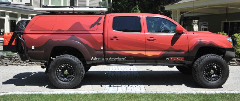 For Sale - Exceptional 2008 Overland Tacoma, Prepared by ...