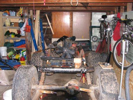 Old Frame in garage.jpg